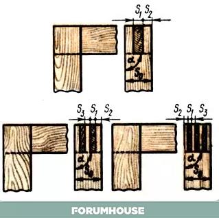 Изготовление оконных рам из дерева своими руками 90
