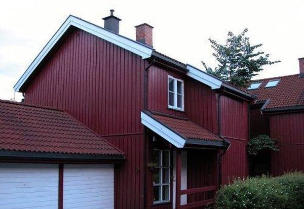 Рецепт шведской краски