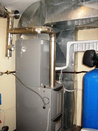 Котлы для воздушного отопления частного дома своими руками