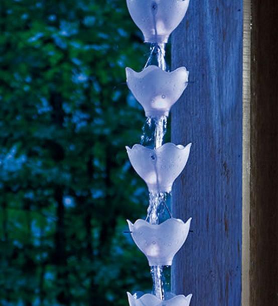 Сливы для крыши из пластиковых труб