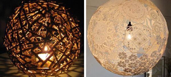 Приглашаем праздник в дом: необычные светильники своими руками - Ещё - Статьи - FORUMHOUSE