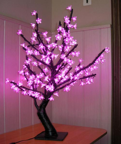Светящееся дерево своими руками фото