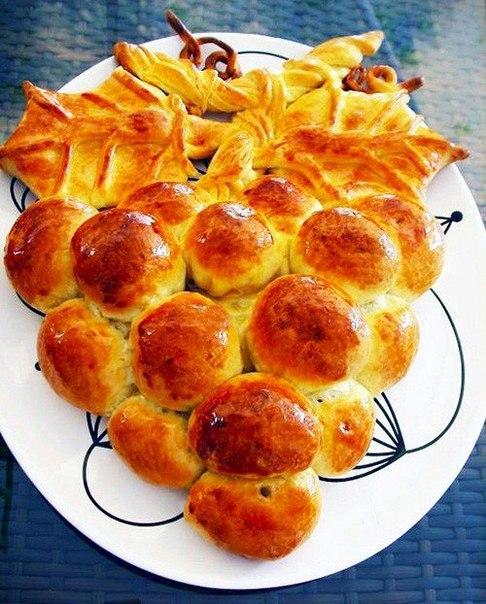 Оригинальные пироги из дрожжевого теста рецепты с