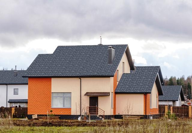 Дом из газобетона от фундамента до крыши