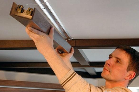 Декоративные потолочные балки - полые разновидности - Дом и стройка - Статьи - FORUMHOUSE
