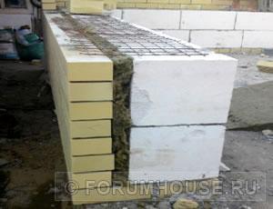 Дом из блоков и кирпича - Дом и стройка - Статьи - FORUMHOUSE