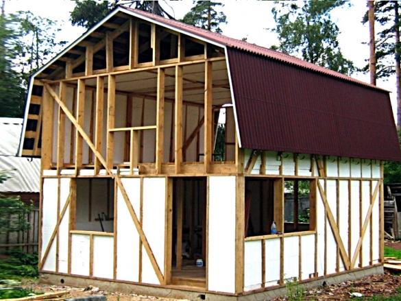 Построить дом своими руками проекты фото 24
