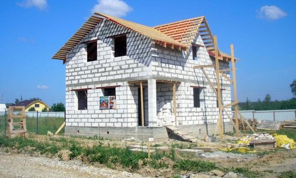 Дачный домик из сибита своими руками 30