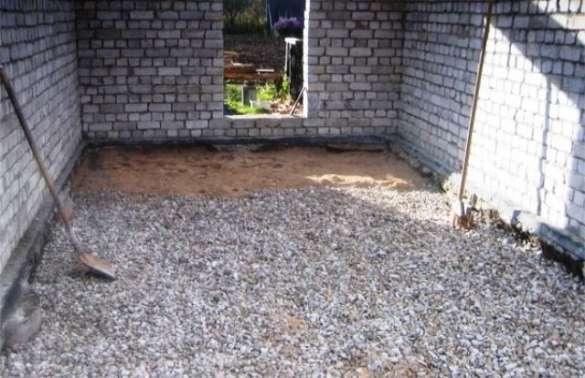 Как правильно сделать пол по грунту - Дом и стройка - Статьи