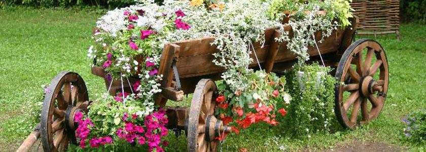 Ландшафтная архитектура, миниформы. 1001 идея для красивого сада