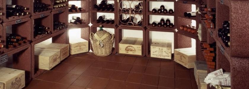 Колыбель древнейшего напитка своими руками – безошибочный подход к строительству винного погреба