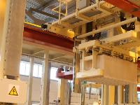 В Нижегородской области открыли новейший завод газобетонных изделий PORITEP