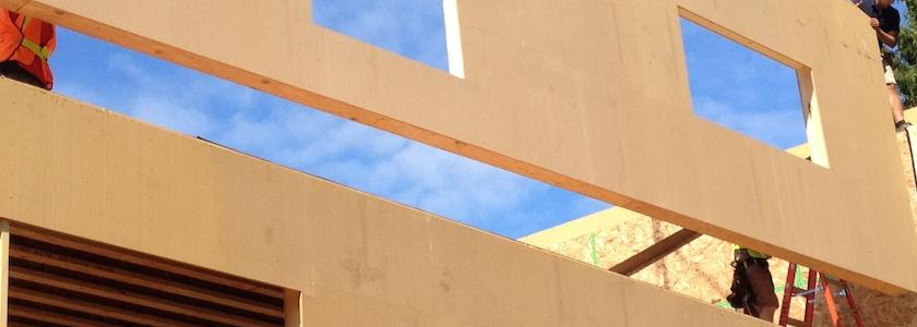 Новые стеновые панели сделают дом неприступной крепостью