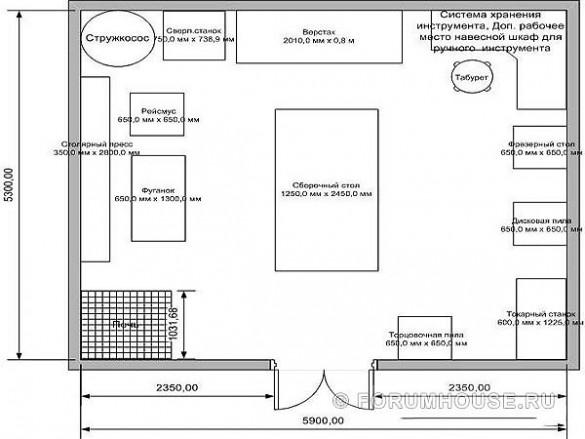 Гараж мастерская размеры изготовление металлических гаражей