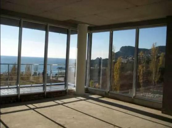 Варианты панорамных окон на втором этаже