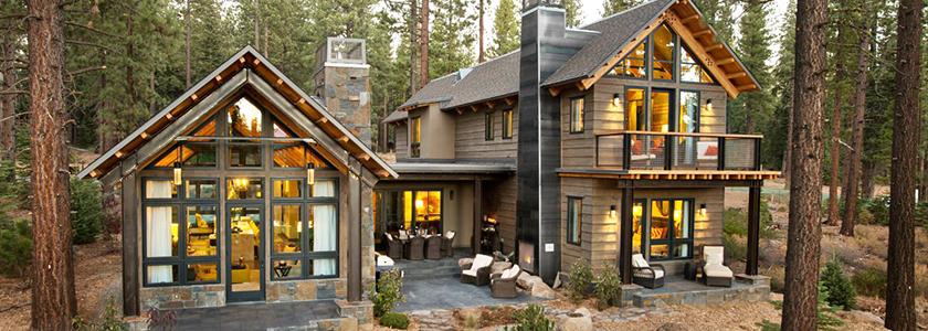 Проекты загородных домов. Новинки рынка