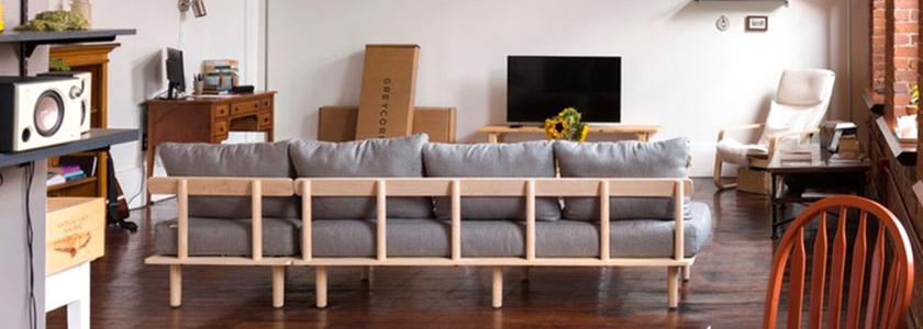 Мебель из коробки - быстро и просто