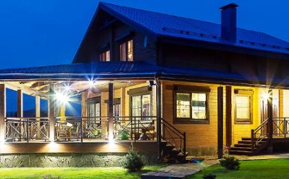 Как подключить загородный дом к электросети – практикум от FORUMHOUSE