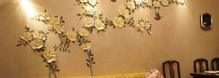 Гипсовые панно и лепнина: украшаем дом с изыском