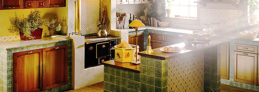 Кухонный гарнитур для дома своими руками