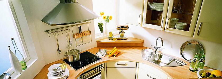 Маленькая кухня - ремонтируем и оптимизируем