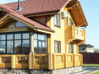 Осенняя выставка Holzhaus 2015: как выбрать дом мечты