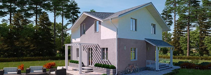 ДОМ ТЕХНОНИКОЛЬ признан лучшим в России малоэтажным энергоэффективным жилым домом