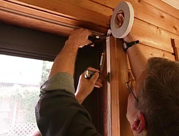 шумо и теплоизоляция входной двери в квартиру
