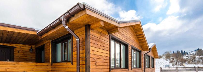 Омолаживаем фасад дома: решения, популярные у участников FORUMHOUSE
