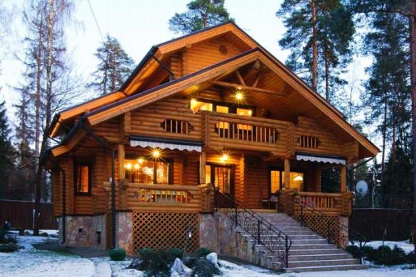 Реконструкция деревянного дома своими руками