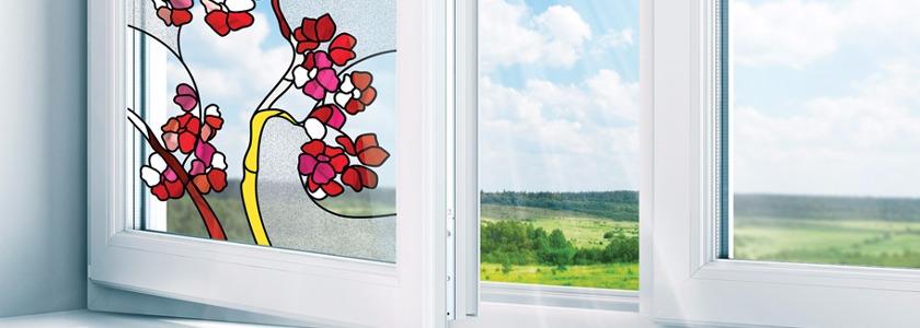 Окна как главный элемент стиля высоких технологий