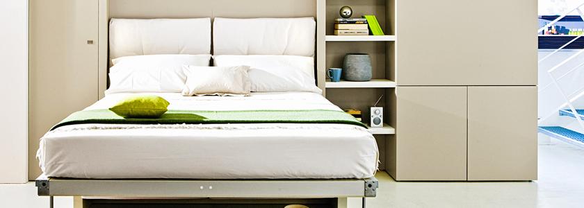 Как сделать встроенную кровать