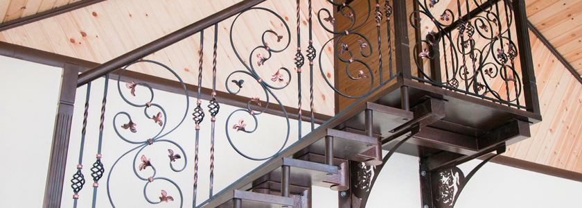 Металлические лестницы: теория и практика от участников FORUMHOUSE