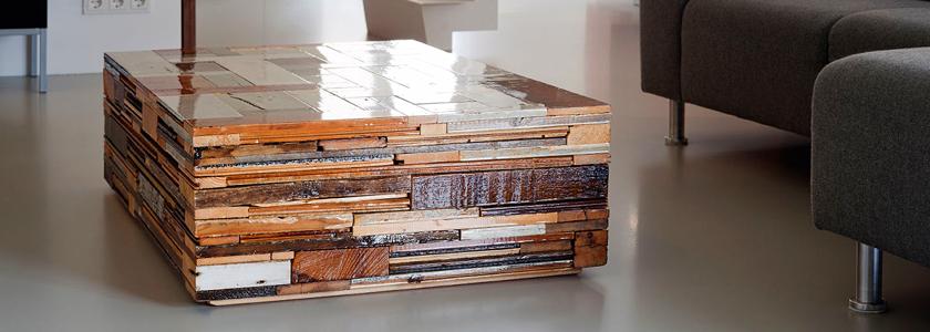 Необычная мебель. Вторая жизнь в стиле «пэчворк» и оригинальный подход к папье-маше