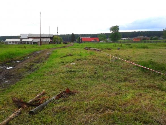 Забор из горизонтальных необрезных досок - Дом и стройка - Статьи