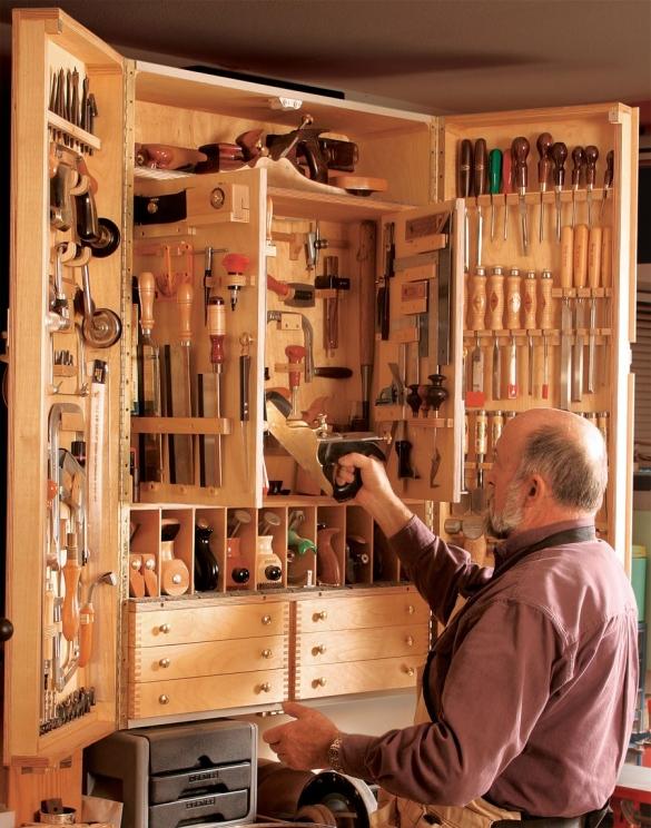 Что нужно для столярной мастерской