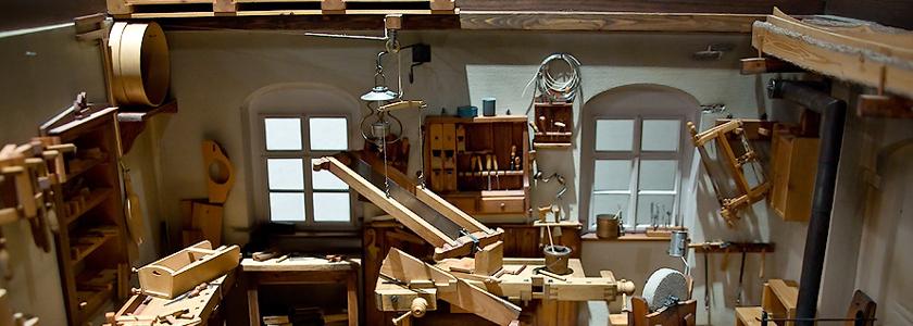 Мебельная мастерская для начинающих: выбор инструмента