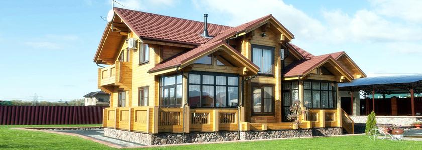 Приглашаем посетить выставку загородных домов, инженерных систем «Загородный дом»/Holzhaus