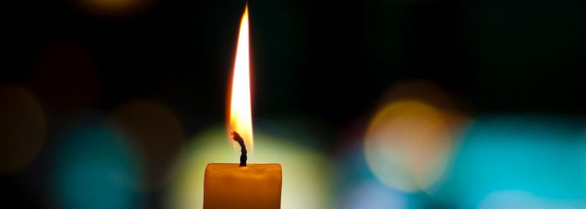 «Вечная» свеча своими руками