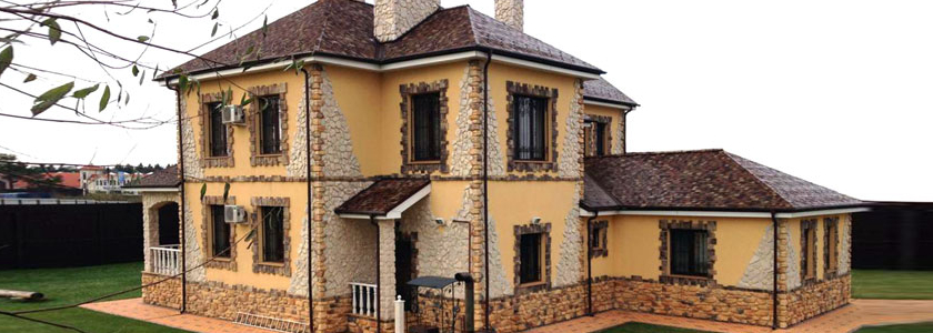 Материалы для строительства каменного дома. Новинки рынка