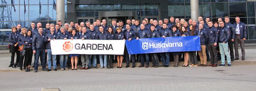 «Конференция Лидеров» Husqvarna Group собрала лучших дилеров страны