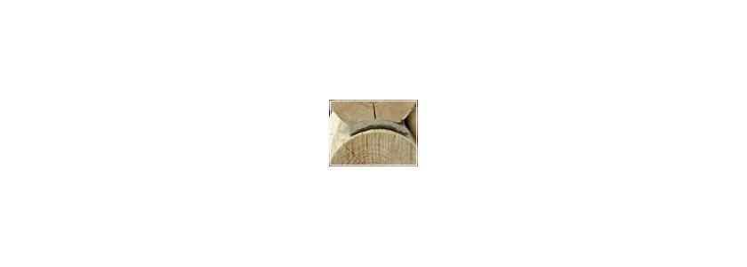 Выбираем межвенцовый утеплитель для деревянного дома