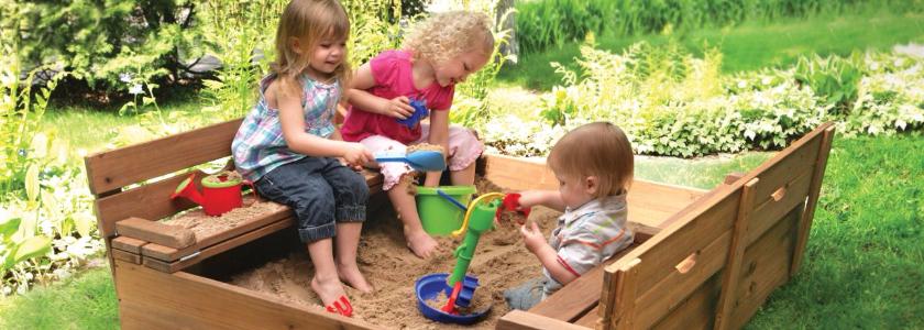 Все для обустройства детской площадки своими руками: обзор новинок рынка