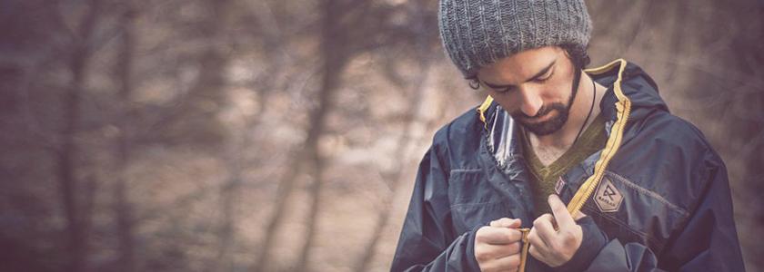 Одежда с подогревом спасает от холода