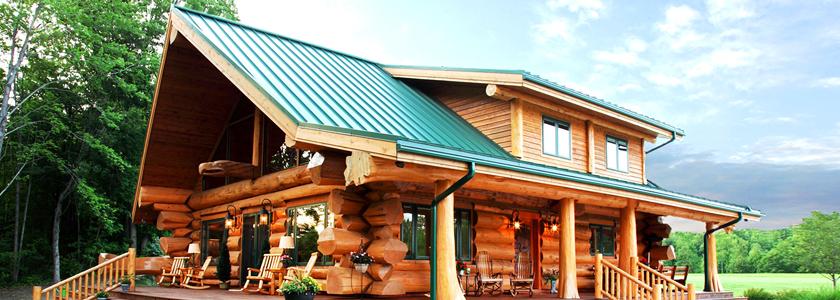 Тёплый деревянный дом: расчёт толщины стен и особенности рубки углов