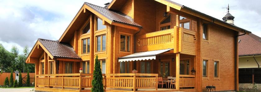 Строим долговечный и комфортный деревянный дом. Новинки рынка