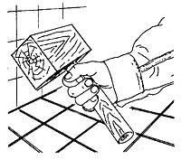 использование киянки