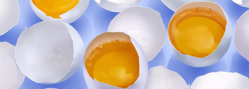 Как сделать желток куриного яйца оранжевым