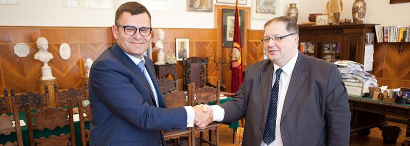 Компания КНАУФ расширяет сотрудничество с МАРХИ