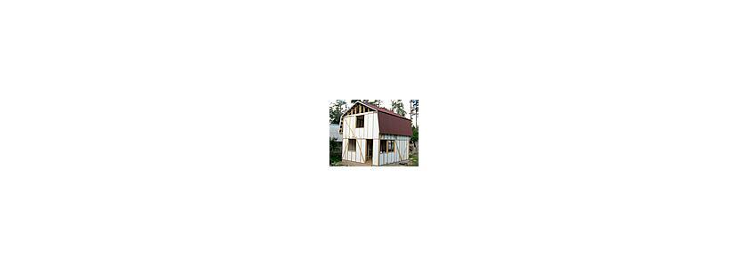 Каркасный домик Антипова Игоря